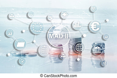 Market Abuse Directive and Abuse Regulation. MAD 2. Financial and economic concept