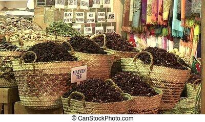 Market In Egypt