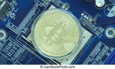 Market of selling bitkoina as a country's crypto currency -...