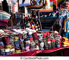 Market Stall - Stall in the Byward Market Ottawa selling ...