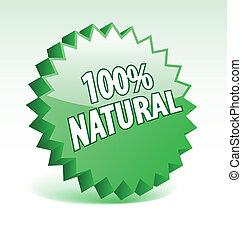 marketing, advertisement., vector, groene, bevordering, badge, 3d
