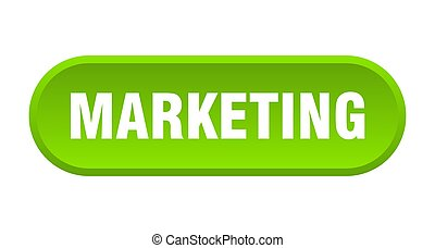 marketing button. marketing rounded green sign. marketing