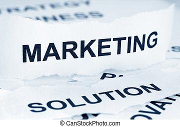 marketing, concetto