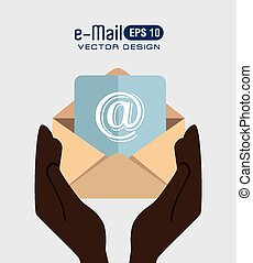 Marketing design, vector illustration.