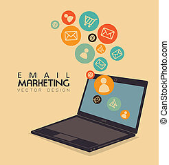 marketing, e-mail