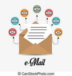 marketing, email, design.