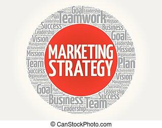 marketing, estratégia, círculo