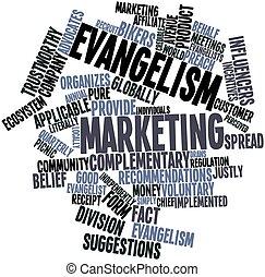 marketing, evangelism