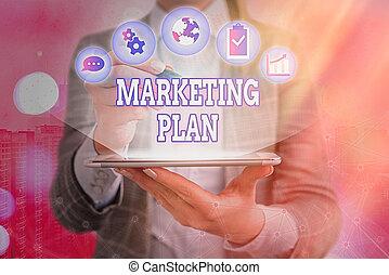 marketing, geschaeftswelt, sie, handschrift, schreibende, ...
