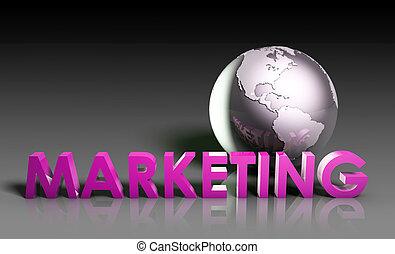 marketing, globaal