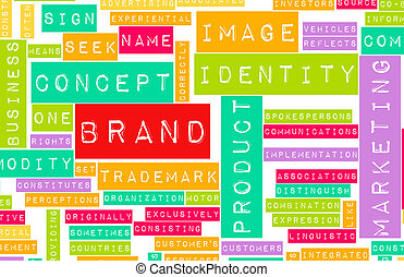 marketing, marca