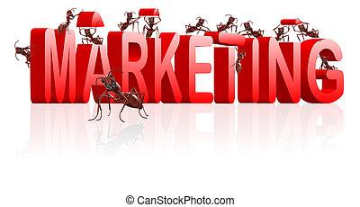 marketing or building market strategy - marketing or market...