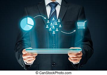 Marketing positioning and marketing strategy - segmentation,...