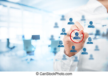 Marketing segmentation and management