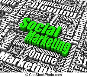 marketing, social