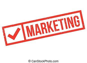 Marketing stamp