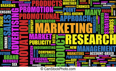 Marketing Background as Art with Related Terms