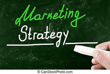 marketing, strategia