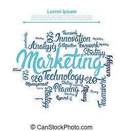 Marketing Strategy Development Business Brainstorming Infographic