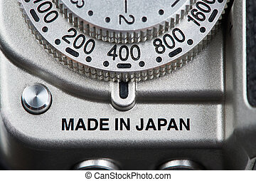 Marking Made in Japan on camera - Marking Made in Japan on ...