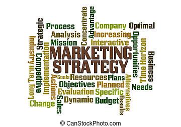 marknaden, strategi