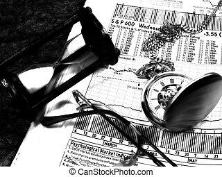 marknaden, tidtagning, 4