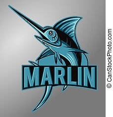 Marlin fish
