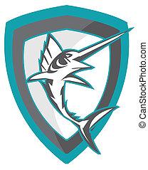 marlin symbol