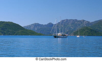 Marmaris, Turkey, Daily life Summer Travel Destination -...
