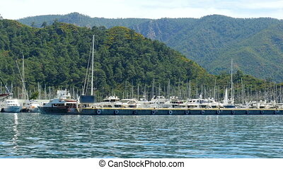 """Marmaris, Turkey, Daily life Summer Travel Destination"""