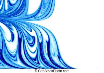 marmo blu, disegno