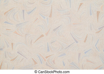 marmo, fondo., beige, struttura, superficie