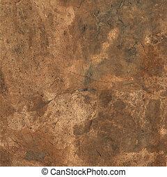 marmo marrone, struttura