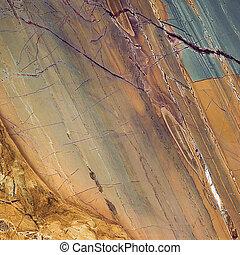 marmor, hintergrund, marmor, beschaffenheit