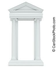 marmor, spalten