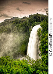 marmore, cascadas