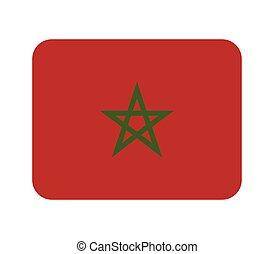 marocco, bandiera