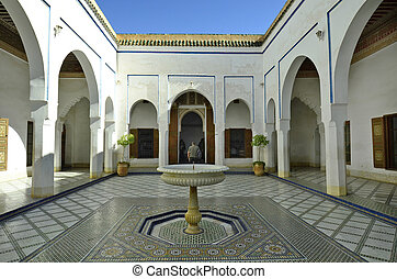 marokko, marrakesh