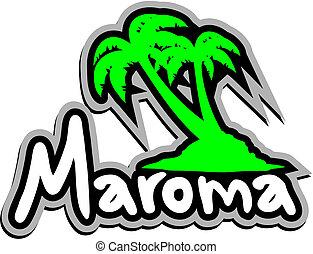 Maroma palm