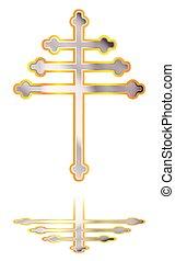 maronite, キリスト教徒, 交差点, 反射