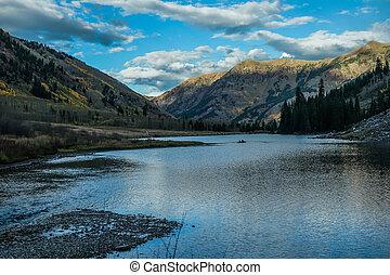 Maroon Bells , Aspen Colorado - Maroon Bells , Mountain View...