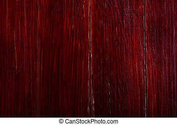 Maroon boards, a background or texture