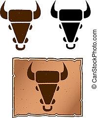 marque, bétail