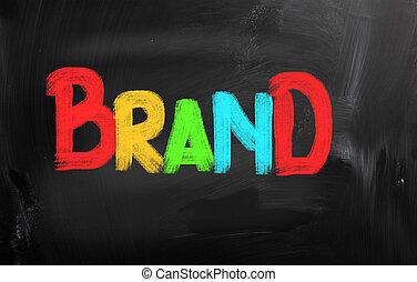 marque, concept