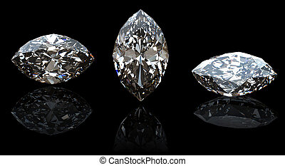 Marquis. Collections of jewelry gems - Marquis. Jewelry gems...