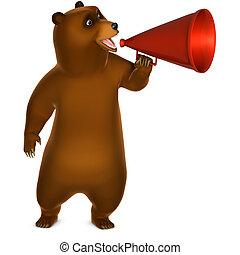marrón, oso pardo