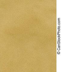 marrón, papel de kraft, textura
