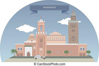 marrakech, モロッコ