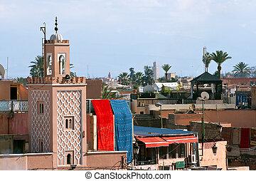 marrakesh, 摩洛哥