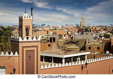 marrakesh, medyna